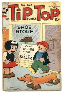 Tip Top Comics #162 1950- dachshund cover VG-
