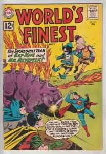 World's Finest #123 (Feb-62) FN+ Mid-High-Grade Superman
