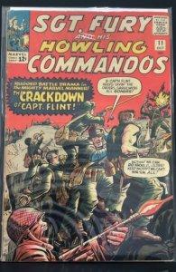 Sgt. Fury #11 (1964)