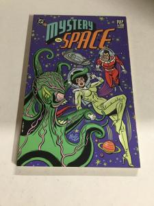 Mystery In Space Pulp Fiction Library DC Comics Nm Near Mint SC TPB
