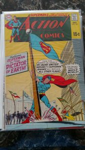 Action Comics #381 (DC, 1969) Condition: FN