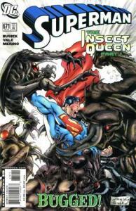 Superman (2006 series) #671, NM (Stock photo)
