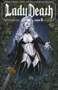 Lady Death (Boundless) #0 FN; Boundless   save on shipping - details inside