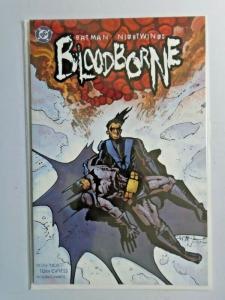 Batman Nightwing Bloodborne #1 8.0 VF (2002)