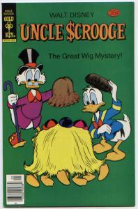 Uncle Scrooge #152 NM 9.4 (Gold Key, 1978)  ORIGINAL OWNER - UNREAD!