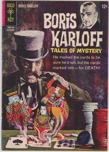 Boris Karloff Tales of Mystery #11 (1965)