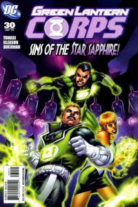 Green Lantern Corps (2nd Series) #30 VF/NM; DC | save on shipping - details insi
