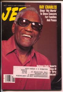Jet 5/3/1993-Johnson Pub-Ray Charles-info-pix-African Americans-VG