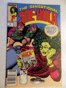 SENSATIONAL SHE-HULK # 2 MARVEL MOVIE ACTION ADVENTURE