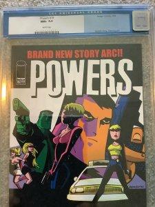Powers #15 CGC 9.6 Image Comics 1st Series vol. 1 (2000 - 2004)