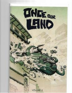 ONCE OUR LAND #2 - NM/NM+ FIRST PRINT  SCOUT COMICS