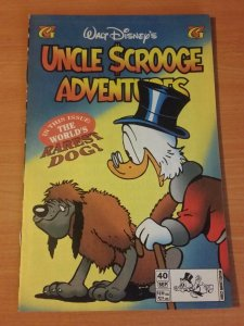 Walt Disney's Uncle Scrooge Adventures #40 ~ NEAR MINT NM ~ 1996 Gladstone Comic