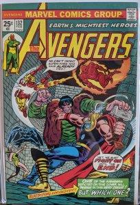 The Avengers #132 (1975) FRANKENSTEIN ISSUE!!!