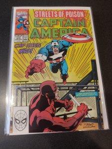 Captain America #375 (1990)