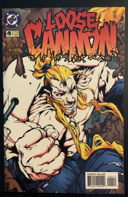 Loose Cannon #4 (1995)