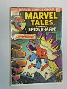 Marvel Tales #50 Spider-Man The Menace of Mysterio 3.0 (1974)