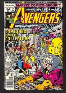 The Avengers #174 (1978)