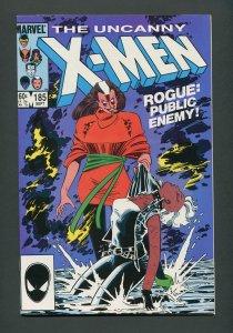 Uncanny X-Men #185 (1963 1st Series) / 8.0 VFN  September 1984