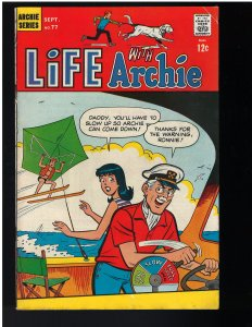 Life With Archie #77 (1968)