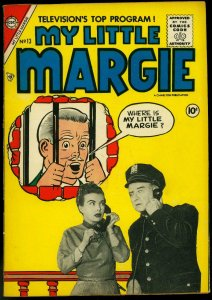 My Little Margie #13 1956- Charlton comics- photo cover FN+
