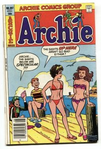 Archie #307-1981-Spicy Pose-SWIMSUIT GGA cover