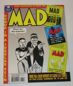 Tales Calculated To Drive You Mad #6 Spring 1999 EC Comics Magazine VF/NM
