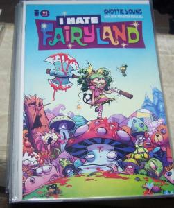 I hate fairyland #1 scottie young  image 2015