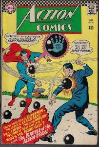 Action Comics #341 (DC, 1966)