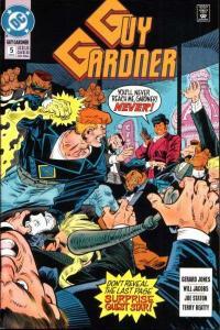 Guy Gardner #5, NM (Stock photo)