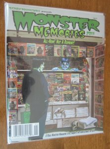 Scary Monsters yearbook 8.0 VF (2011)