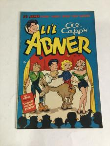 Li'l Abner 75 Vg+ Very Good+ 4.5 Toby Press