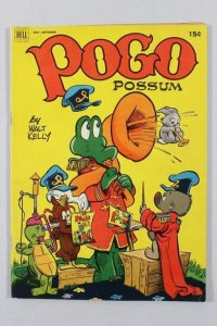 POGO POSSUM #10 ( JULY 1952 )