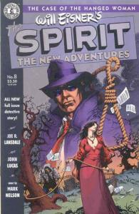 Spirit, The: The New Adventures #8 VF; Kitchen Sink | save on shipping - details