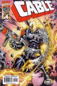 Cable (1993 series) #90, NM + (Stock photo)