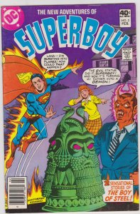 The New Adventures of Superboy #2 (1980)