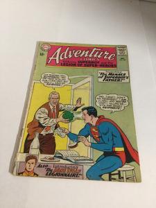 Adventure Comics 337 Vg- Very Good- 3.5 DC Comics Silver Age