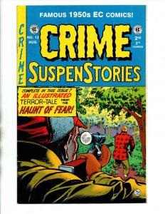 Crime SuspenStories #12 - EC Comics Reprint - 1995 - VF/NM