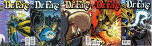 DOCTOR FATE (2003) 1-5  the COMPLETE series!