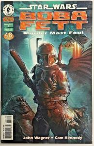 STAR WARS BOBA FETT#3 VF/NM MURDER MOST FOUL 1997 DARK HORSE COMICS