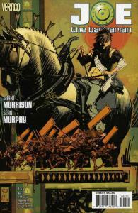 Joe the Barbarian #7 FN; DC/Vertigo | save on shipping - details inside