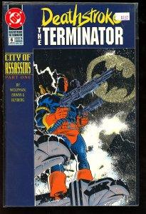 Deathstroke the Terminator #6 (1992)