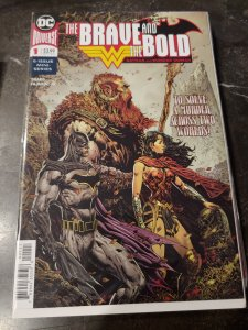 The Brave and the Bold: Batman and Wonder Woman #1 (2018)