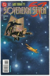 Sovereign Seven #13 August 1996 DC