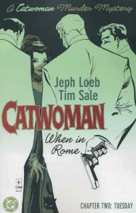 Catwoman: When in Rome #2 VF/NM; DC | save on shipping - details inside
