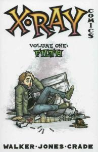X-Ray Comics TPB #1 VF/NM; Slave Labor | save on shipping - details inside