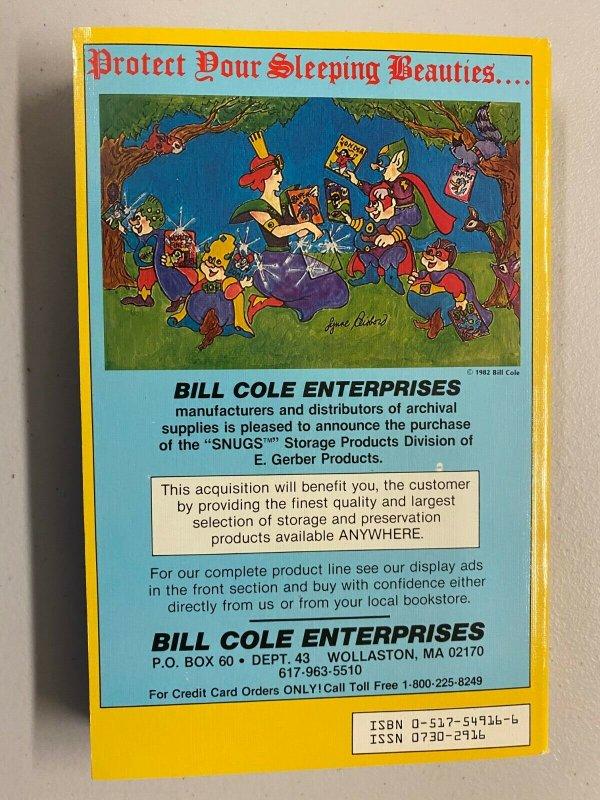 The Comic Book Price Guide Batman WonderWoman Superman #13 Softcover 6.0FN(1983)