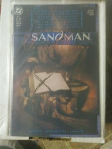 SANDMAN # 21  1990 DC COMICS NEIL GAIMAN  season  of mists pt 0 +high grade