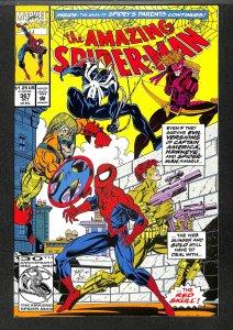 The Amazing Spider-Man #367 (1992)
