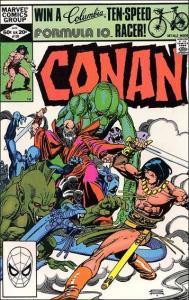 Marvel CONAN THE BARBARIAN (1970 Series) #130 VF