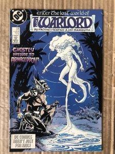 Warlord #132 (1989)
